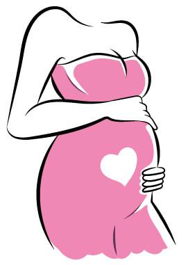 妊娠中のかたもお使いいただけます